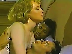 Amazing house wife sex with amateur whore fucking her black husband